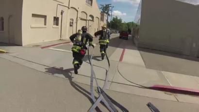 Runnin the line