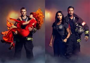 "TV Show ""Chicago Fire"""