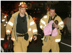 NYC-Firefighter-Rescues-3-Week-Old-Baby-From-Fire-in-Queens-Borough