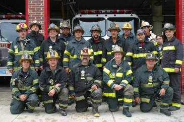 Firefighter Uniforms from Blauer